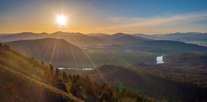 Jackson Point Sunrise