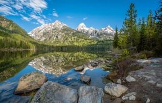 Taggert Lake Reflections