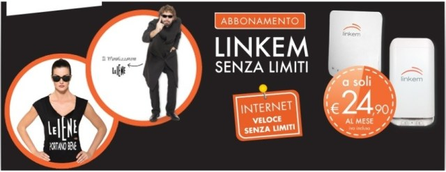 LINKEM ABBONAMENTO 06 2015