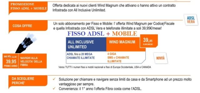 abbonamenti wind + infostrada 03_04 2016