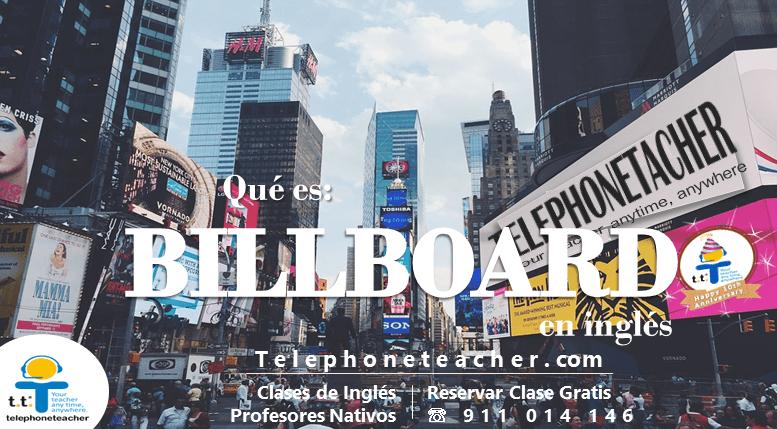 Aprendiendo Vocabulario – Billboard