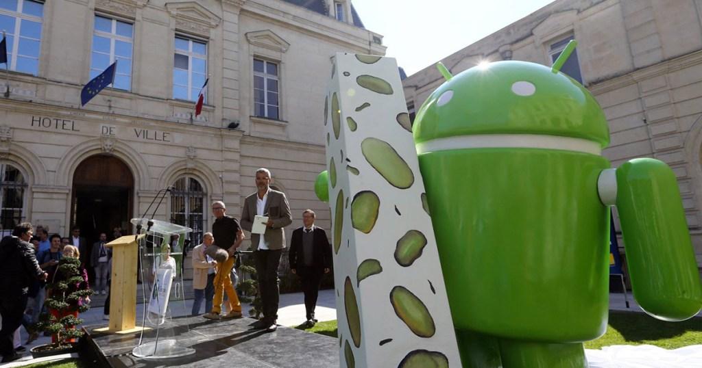 Saviez vous que Android na pas été conçu à lorigine pour les téléphones