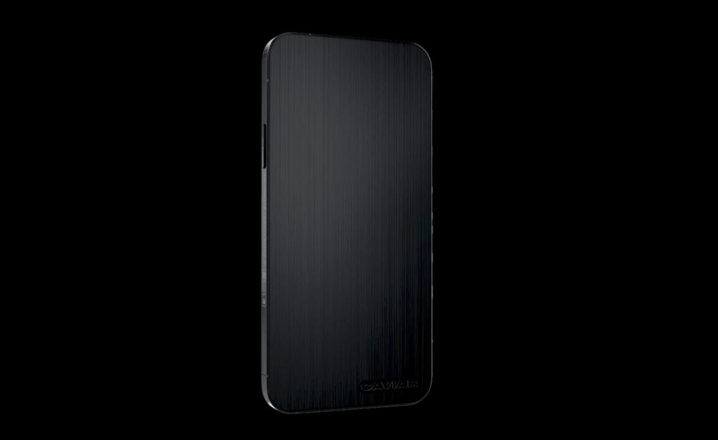 Caviar supprime les caméras de liPhone 12 Pro pour le rendre furtif