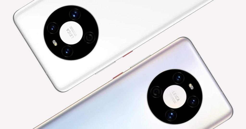 Huawei Mate 40E design