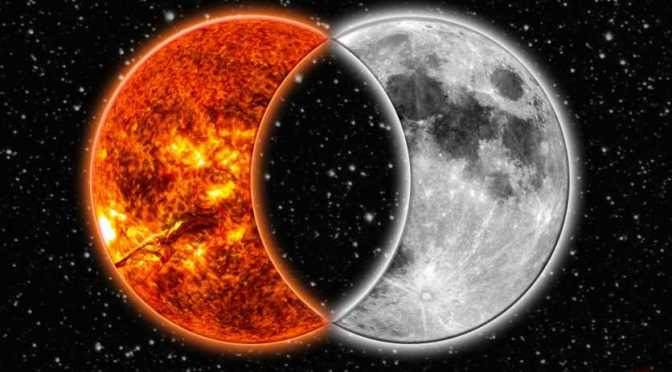 vesica_piscis - moon-sun