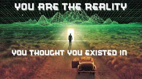 you are the reality exsted in