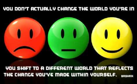 change your world - quote