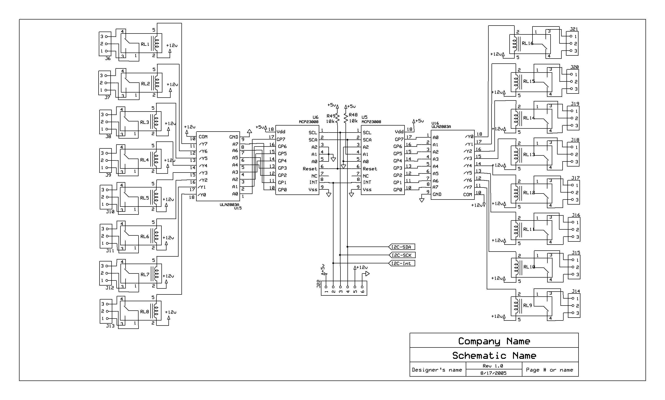 Remote Schematic