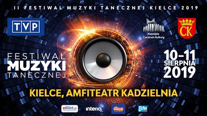 Festiwal Muzyki Tanecznej Kielce 2019 TVP