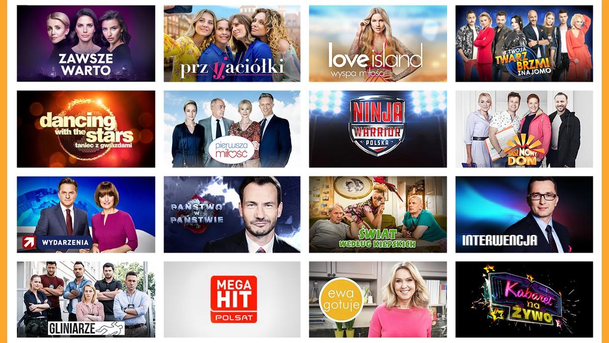 Nowości jesień 2019 Polsat