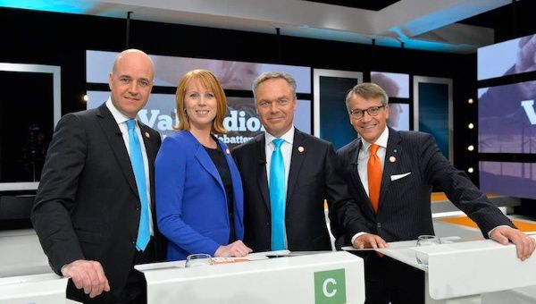 Sweden Elections: Hopes of a Swing to the Left | News ...