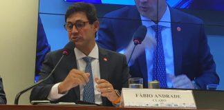 Fábio Andrade, VP de relações institucionais da Claro