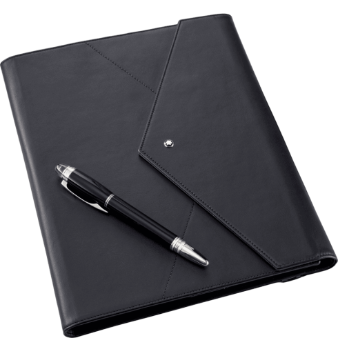 Montblanc et son cahier Augmented paper