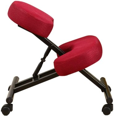 siege assis genoux tabouret ergonomique Sleekform