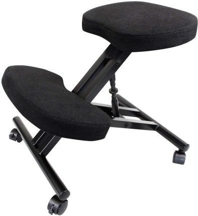 siege assis genoux tabouret ergonomique leogreen