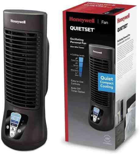 ventilateur bureau honeywell