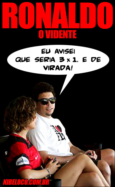Ronaldo vidente