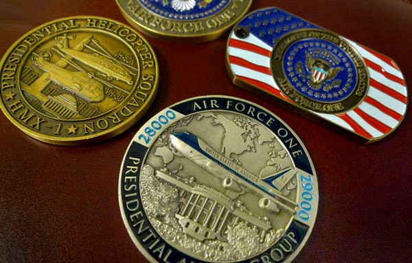whats a challenge coin