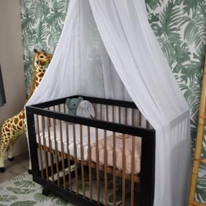 Botanische babykamer