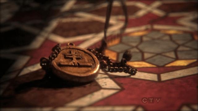 a screencap of a wraith amulet