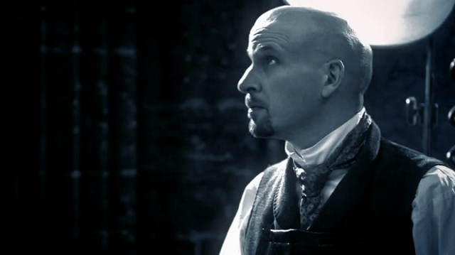 sexy igor (played by yurij kis) in the black and white land