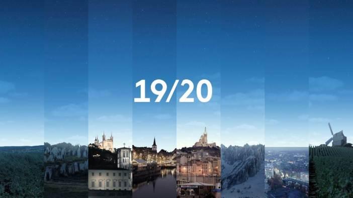 20 : Journal régional