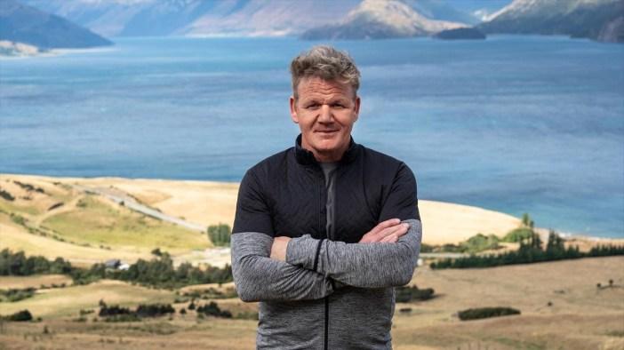 Gordon Ramsay, territoires inexplorés