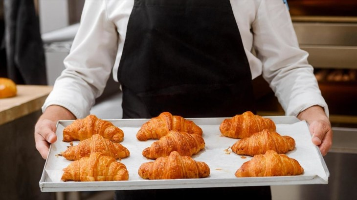Un appétit... croissant !