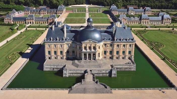 Les secrets du château de Vaux-le-Vicomte