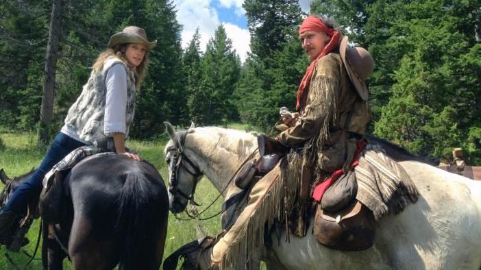 Le Far West à cheval