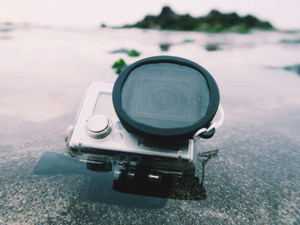 Action Travel Camera: GoPro Hero 3+ Black