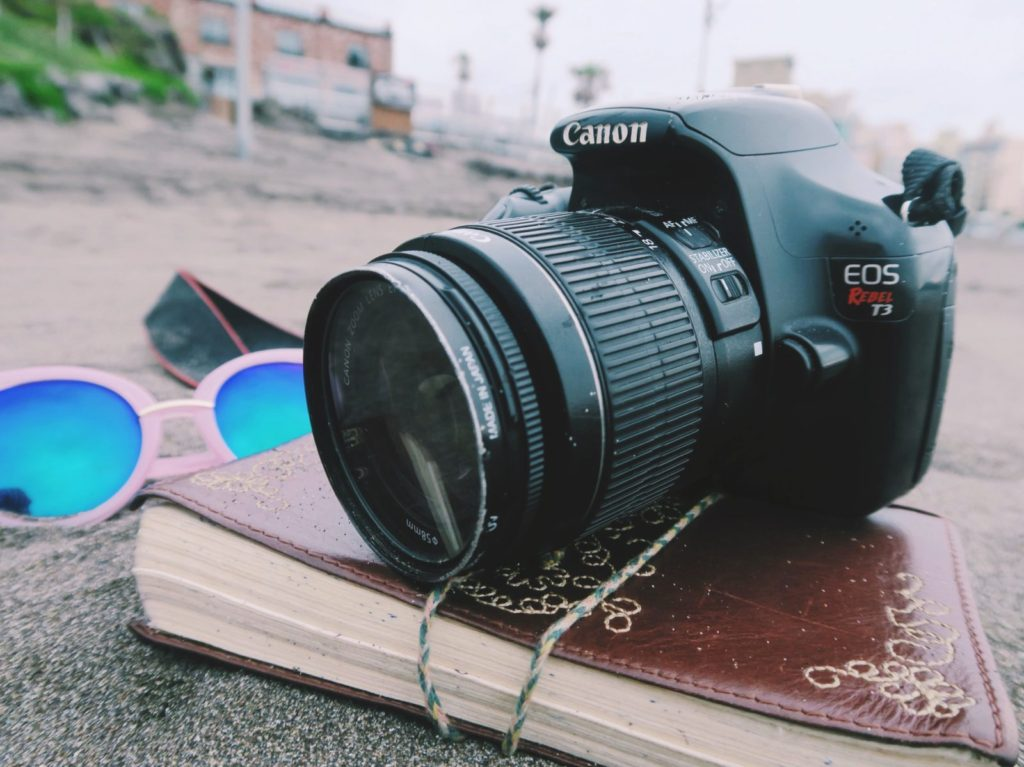 DSLR Budget Travel Camera: Canon Rebel T3