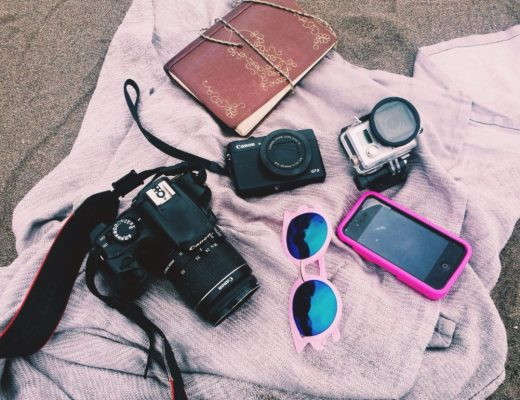 Travel Cameras: DSLR, Compact, GoPro, and smart phone
