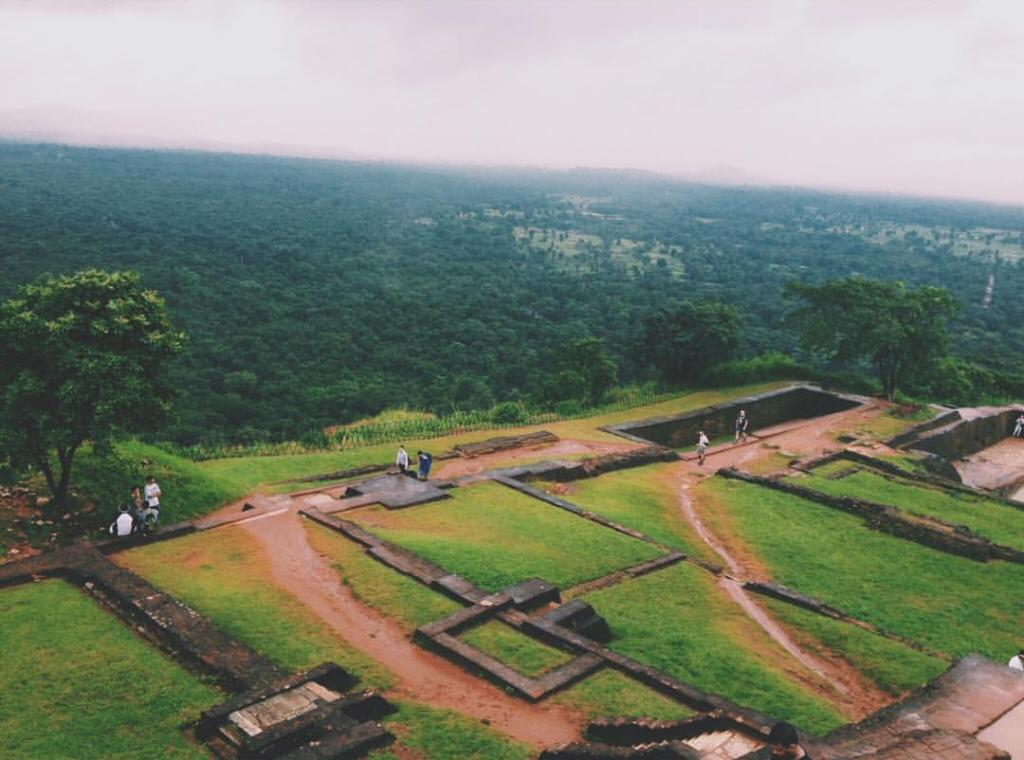 Sigiriya Sri Lanka Gardens: One of the Best Places to Visit in Sri Lanka