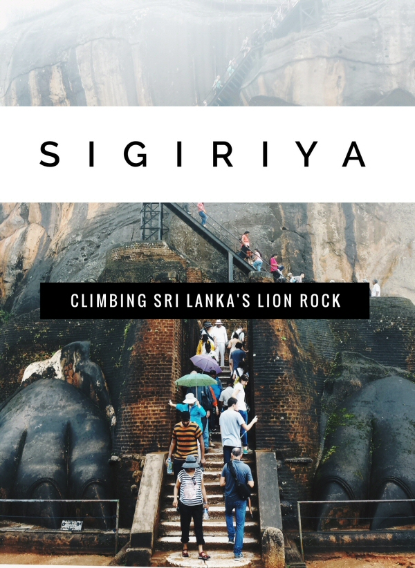 Sigiriya, Sri Lanka: The Ultimate Guide to Climbing One of the Best Places to Visit in Sri Lanka! Don't miss this helpful Sri Lanka tourism guide!