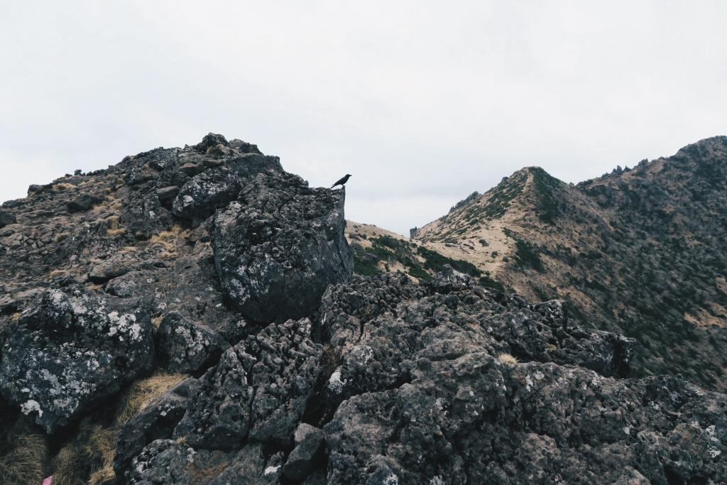 Halla Mountain Peak, South Korea