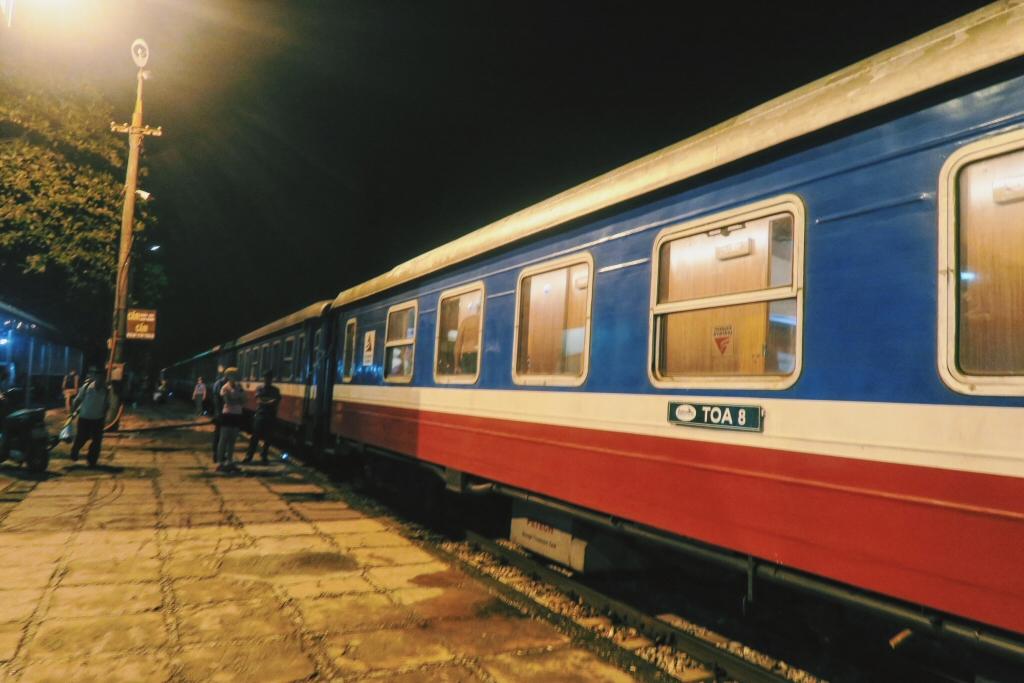 Night Train from Sapa