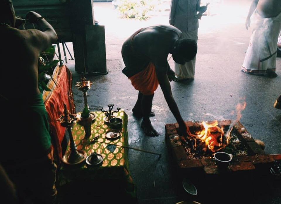 Sri Lanka Hindu Temple in Colombo