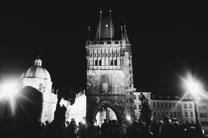 Charles Bridge, Prague Gothic Tower