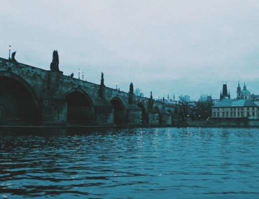 Gothic Prague: Charles Bridge