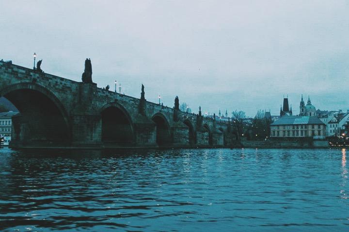 Gothic Prague: Charles Bridge