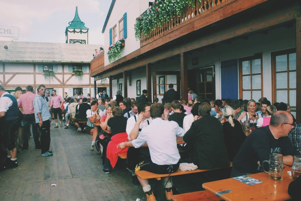 Television Of Nomads - 10 best tents to visit at oktoberfest in munich