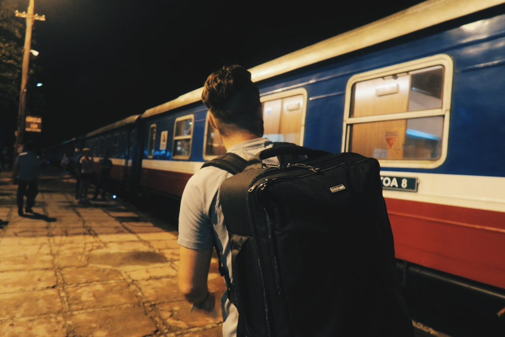 Best Drone Travel Bag even on trains