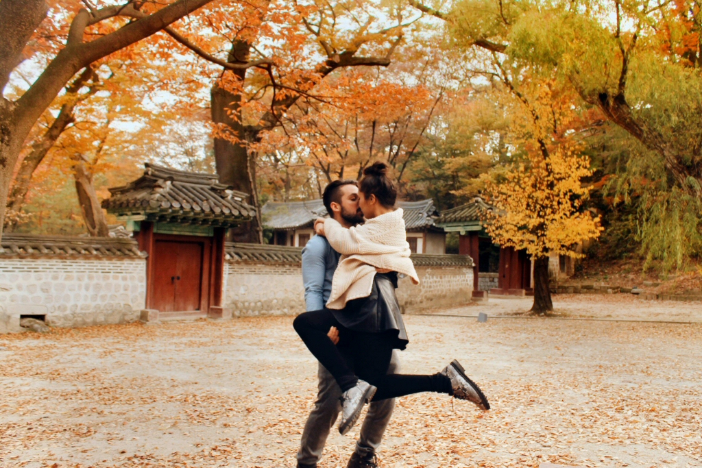 Changdeokgung - Couples Travel in South Korea