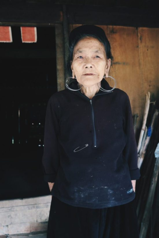 Hmong Shaman, Hill-tribes homestay in Sapa, Vietnam
