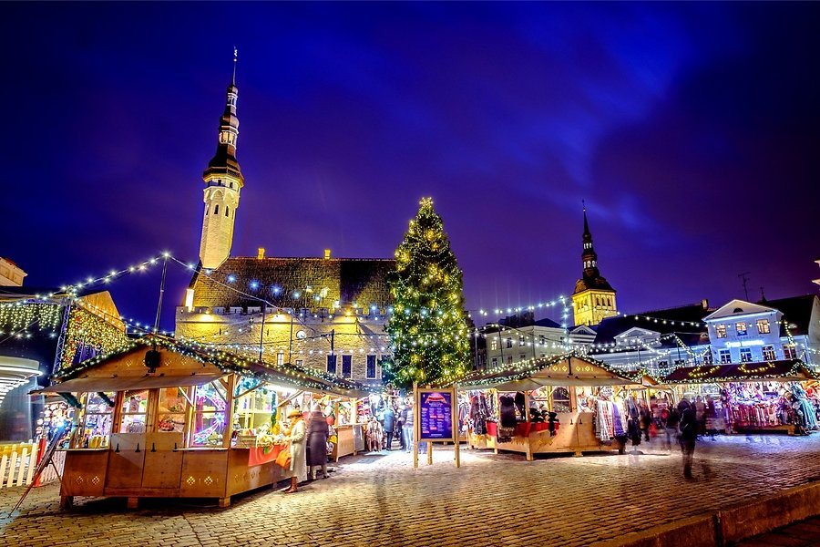 Estonia - adventurous trails, top winter travel destination