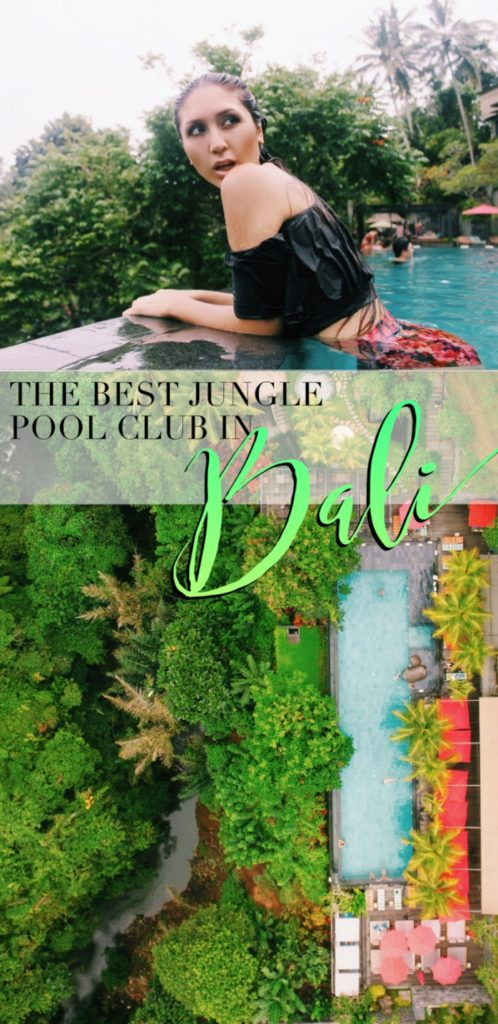 Jungle Fish - Best Pool Club in Bali