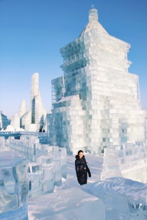 Things to do in Harbin, China: Harbin Ice Festival