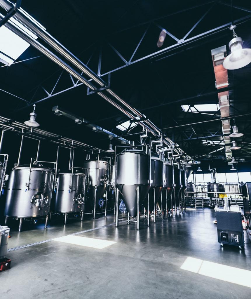 Magpie Korea brewery tour on Jeju Island in South Korea