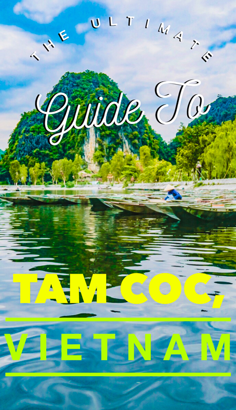 Everything you need to know to plan your own budget Tam Coc boat tour, the Halong Bay of the land. Includes directions from Hanoi to Ninh Binh, Vietnam!